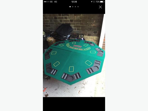 Poket/ black jack Card games table top