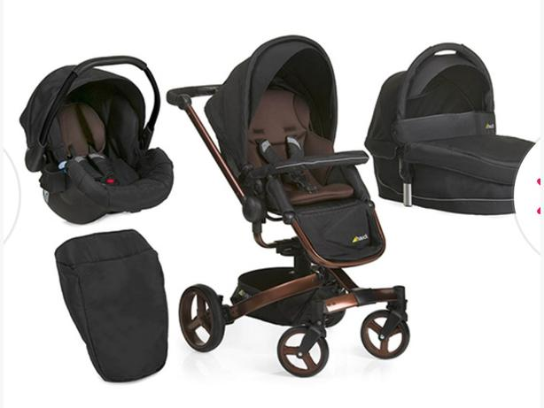 hauck twister 3in1 travel system