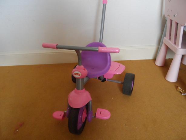 baby bike Fisher price