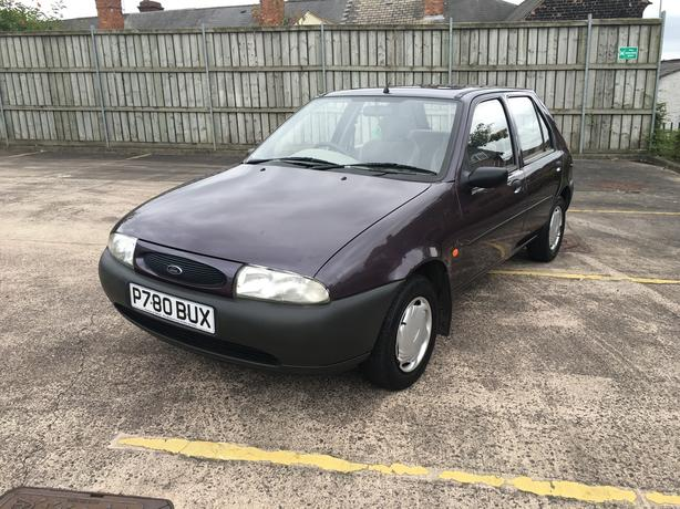 Ford fiesta 1.2 Automatic, low mileage, 69000, very good condition