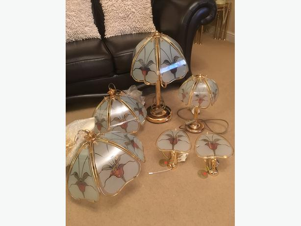 house lights GOLD PLATED ** offers please **