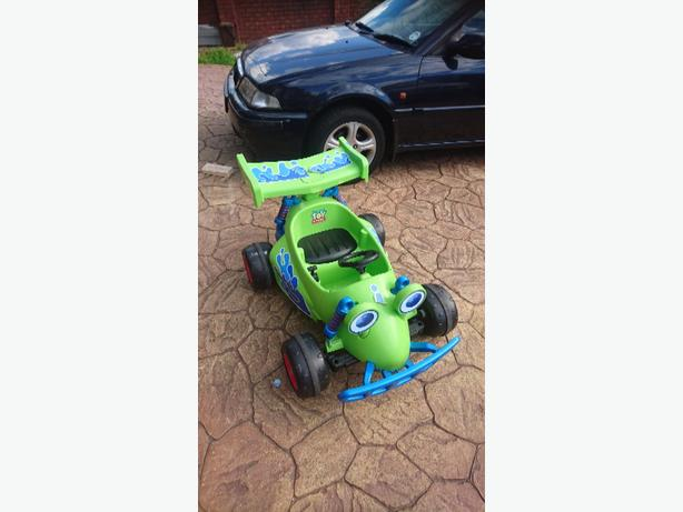 Toy Story Rc Buggy Electric Car