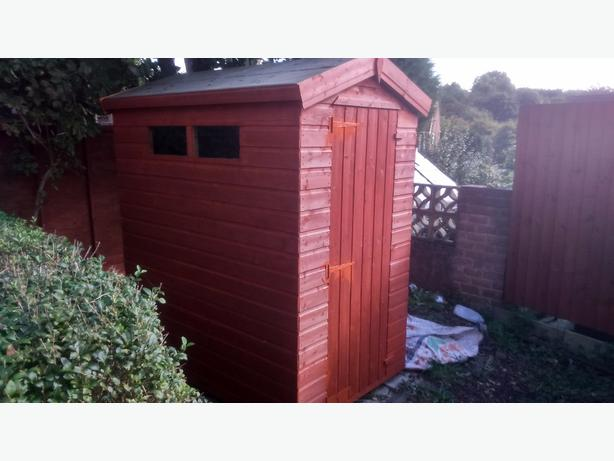Refurbi-shed 10% discount