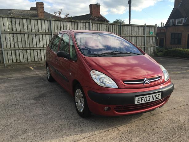 Citroen Xsara Picasso Automatic, 75000, long mot, 2003 model