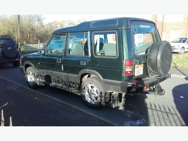 2.5 Manual Land Rover