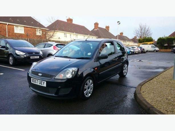 ford fiesta style, 57 reg, fsh, 52k miles, great first car