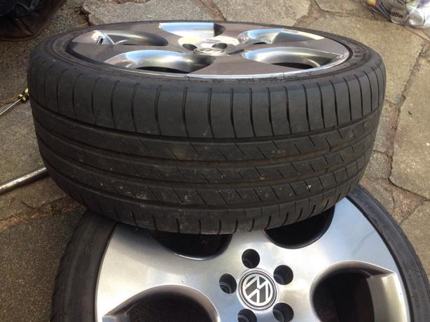 Monza REP alloy wheels