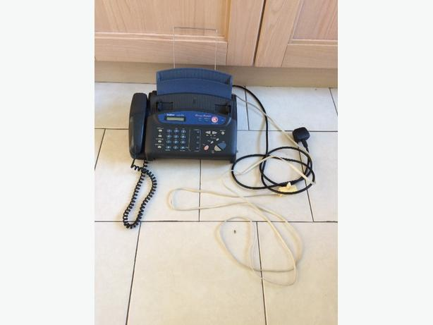 PHONE / FAX MACHINE FOR FREE