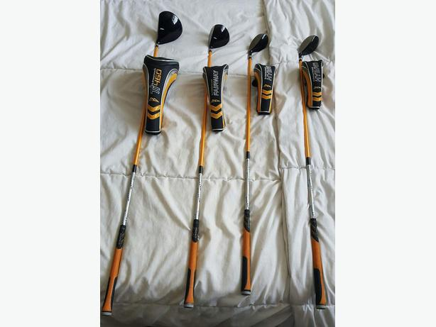 MD  Golf Graphite Clubs