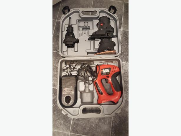 black and decker quattro set.