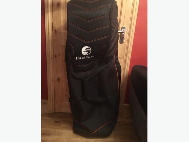 Inesis golf travel bag