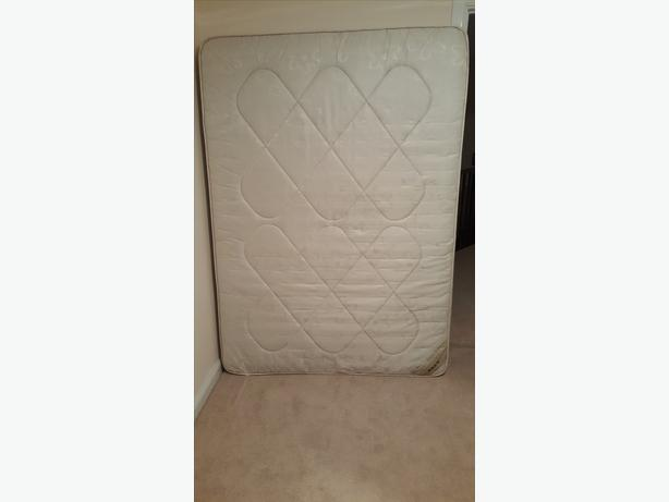 Double ORTHO mattress Very good condition