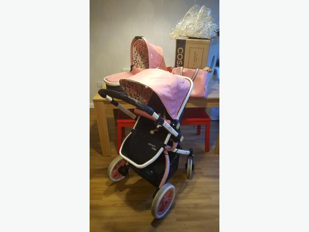 Cosatto Ooba pushchair/pram