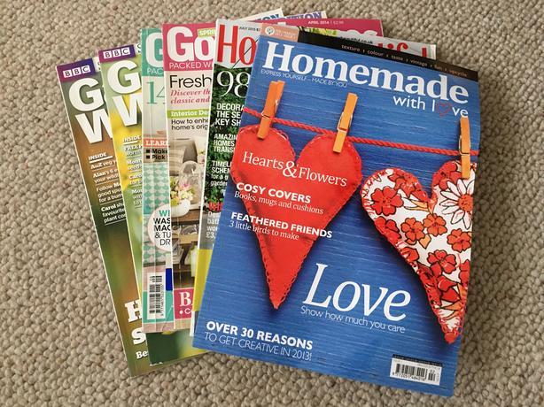 FREE: Garden & Home magazines