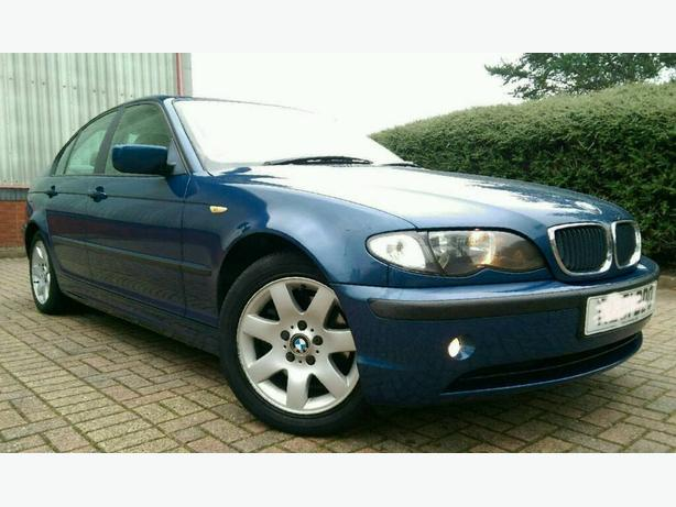 2002 BMW 320D SE *1 OWNER 52K FULL SERVICE HISTORY IMMACULATE* audi vw ford