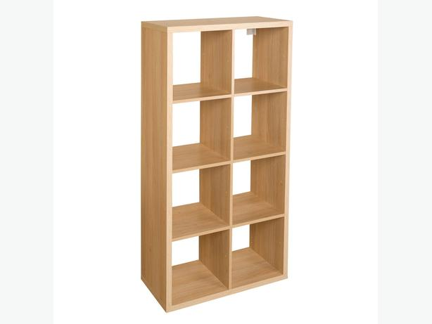 FORM MIXXIT 8 CUBE SHELVING UNIT RRP £60