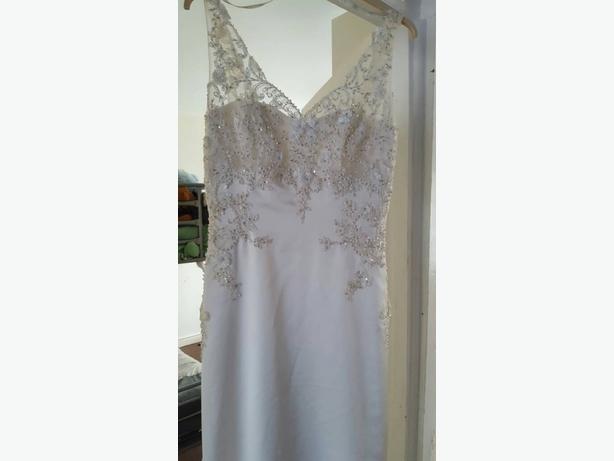 wedding dress designer 1000 bargin 150 brandnew with tags