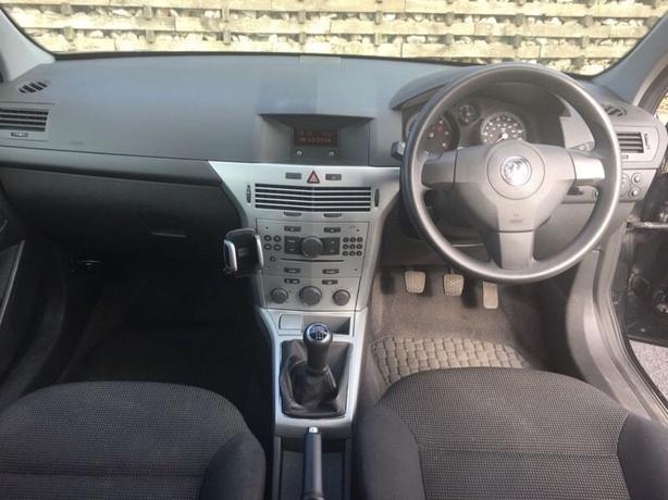Vauxhall Astra 1.7 CDTi ecoFLEX Life 5dr (a/c) 2009 Hatchback FSH