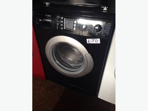 BOSCH LCD DISPLAY WASHING MACHINE 6KG