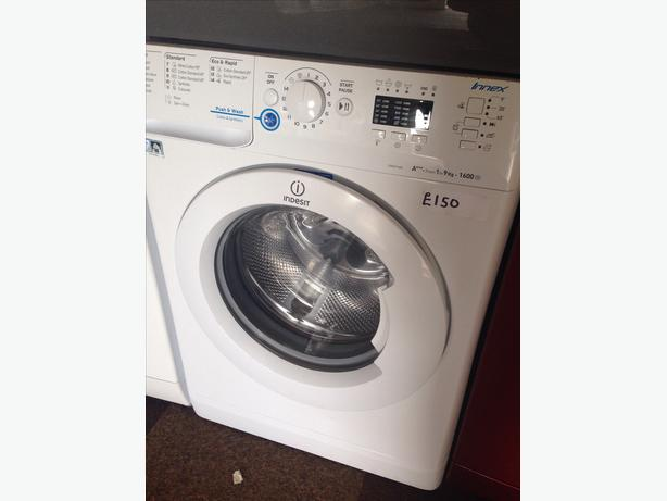 INDESIT 1-9KG WASHING MACHINE002