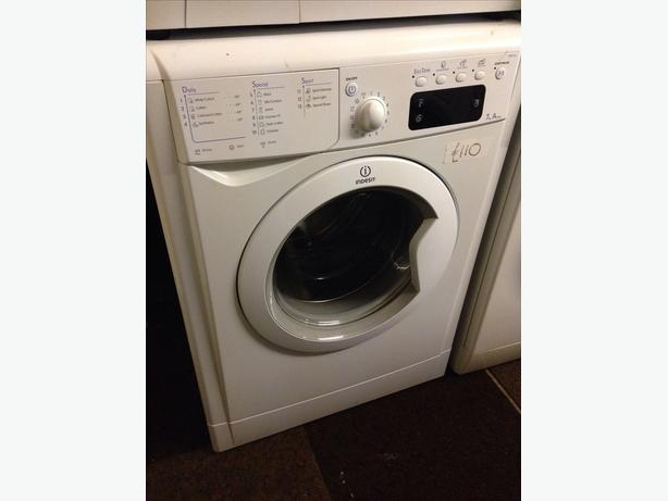 INDESIT 7KG A CLASS WASHING MACHINE