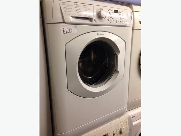 HOTPOINT 7KG WASHING MACHINE