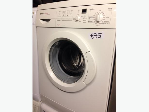 BOSCH CLASSIXX WASHING MACHINE 6KG