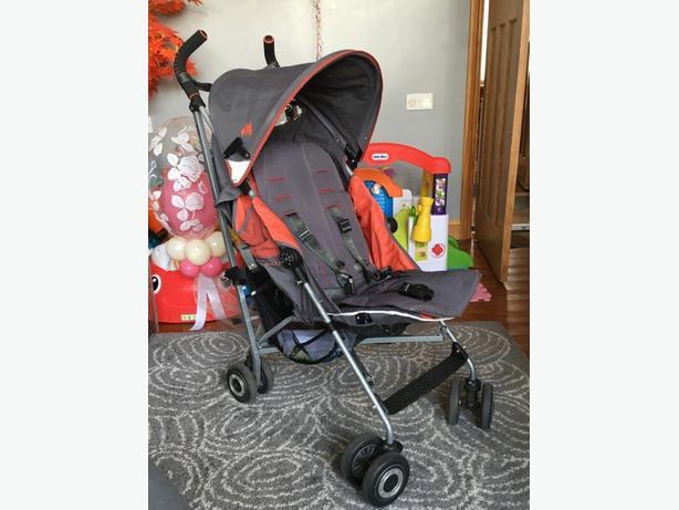 maclarren quest pushchair/stroller