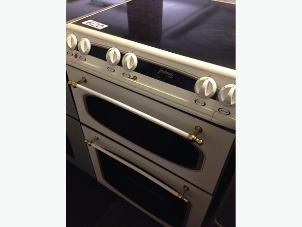CREDA JACKSON ELECTRIC COOKER 60CM