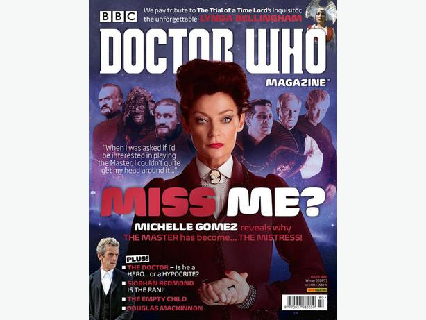 DOCTOR WHO MAGAZINES ONLY £1 EACH