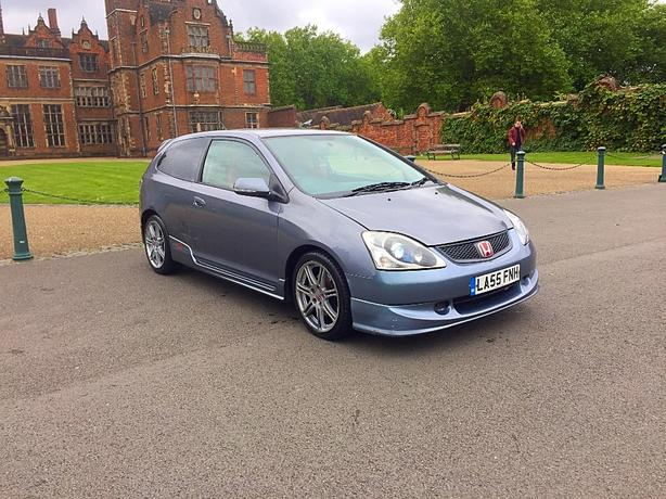 2006 Honda Civic Type R Premier Edition 65k GENUINE