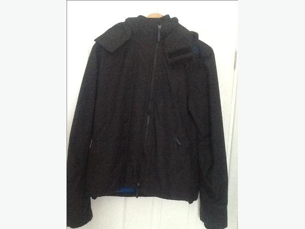 Black super dry jacket
