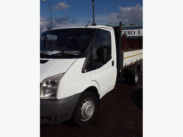 Ford Transit 115psi 6 speed tipper