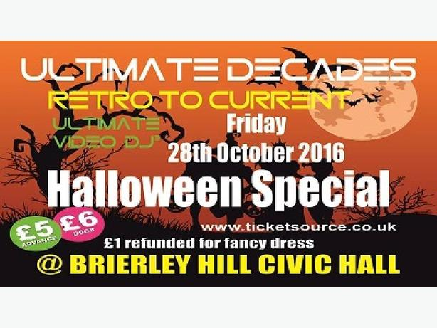Ultimate Decades: Halloween Special