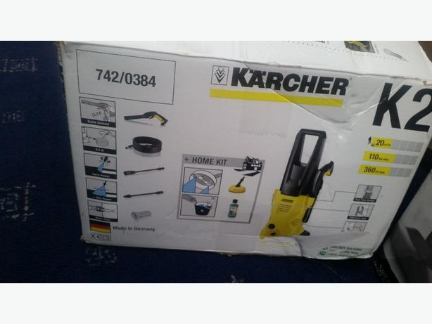 karcher k2 pressure washer like new