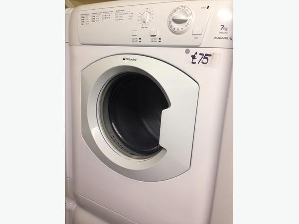 HOTPOINT 7KG VENTED DRYER0