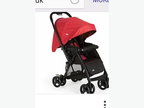 Joile pushchair & Car seat