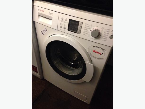 BOSCH 8KG WASHING MACHINE00
