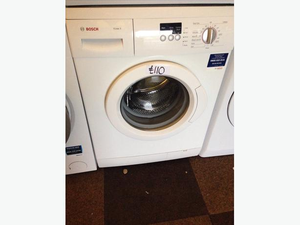 BOSCH 6KG WASHING MACHINE WHITE