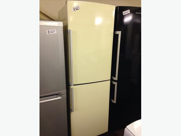 VANILLA CREAM FRIDGE FREEZER02