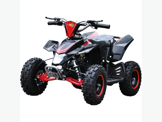 new style mini RAPTOR MK2 \MIDI moto quad bikes kids 2 stroke petrol UK