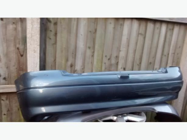 for sale astra mk4 back bumper in blue