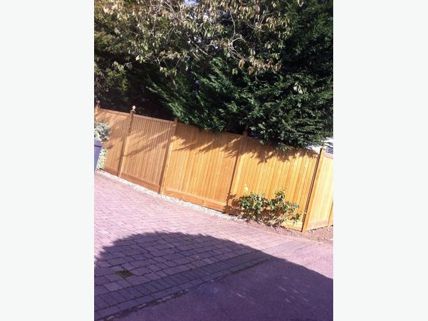FOR TRADE: Fencing