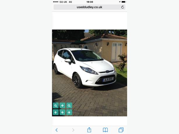 for sale ford fiesta beautifull car