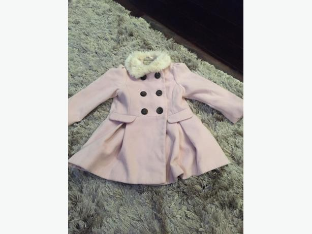 pretty pink next coat 3-4 years