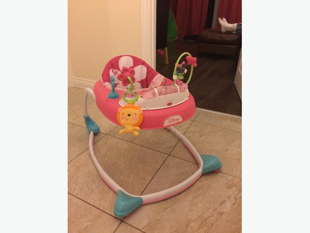 mini mouse baby walker