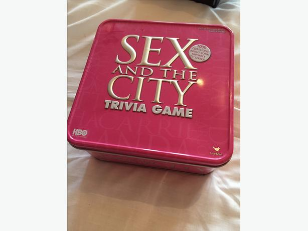 Sex and the City Game