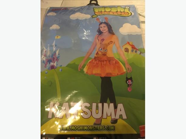 Katsuma Moshi Monster Dress