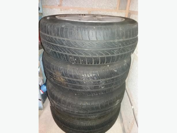 Renault 13'' Alloy Wheels