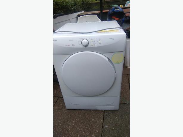 hoover condencer dryer